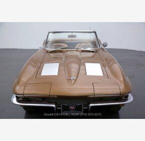 1963 Chevrolet Corvette Convertible for sale 101408110