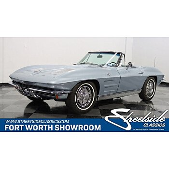 1963 Chevrolet Corvette Convertible for sale 101481821
