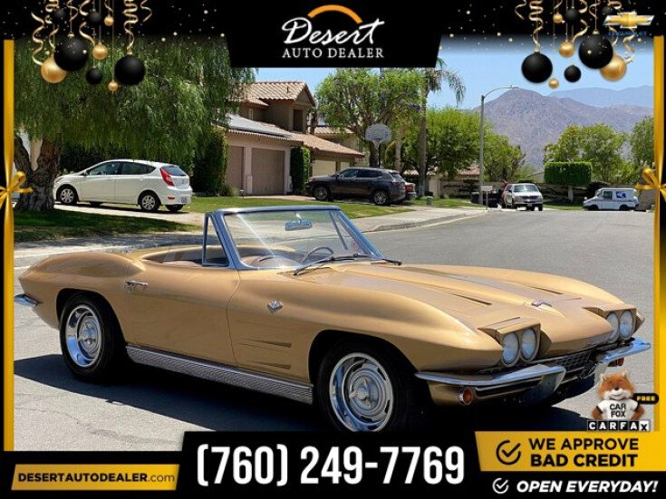 1963 Chevrolet Corvette for sale 101533459