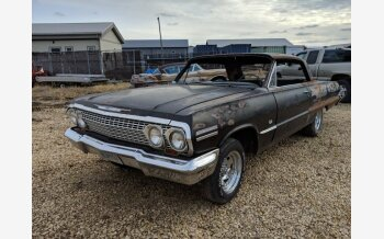 1963 Chevrolet Impala for sale 100940376