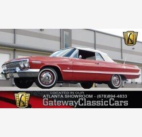 1963 Chevrolet Impala for sale 100965641