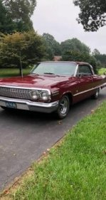1963 Chevrolet Impala for sale 101062286
