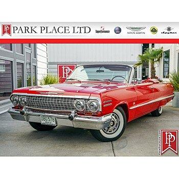 1963 Chevrolet Impala for sale 101183086