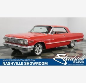 1963 Chevrolet Impala for sale 101221840