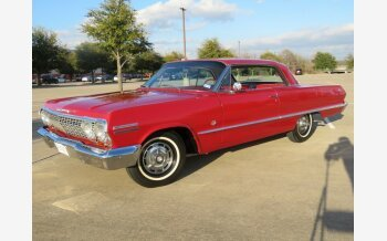 1963 Chevrolet Impala SS for sale 101325526
