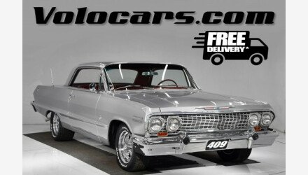 1963 Chevrolet Impala for sale 101336044