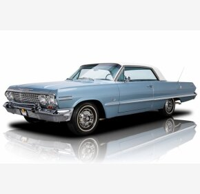1963 Chevrolet Impala SS for sale 101367849