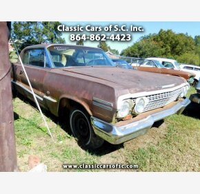 1963 Chevrolet Impala for sale 101396611