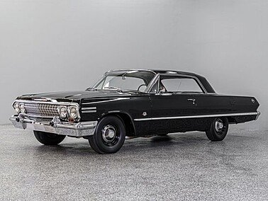 1963 Chevrolet Impala for sale 101443188