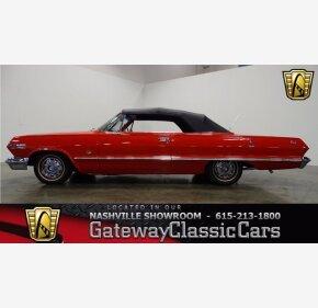 1963 Chevrolet Impala for sale 101488162