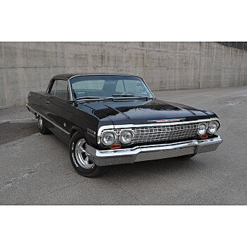1963 Chevrolet Impala for sale 101283134