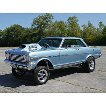 1963 Chevrolet Nova for sale 100956371