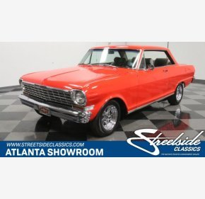 1963 Chevrolet Nova for sale 101176973