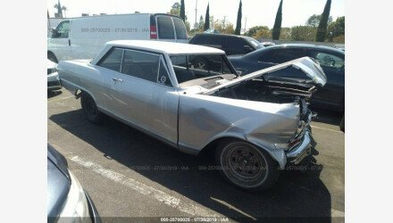 1963 Chevrolet Nova for sale 101182108