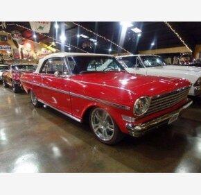 1963 Chevrolet Nova for sale 101191187