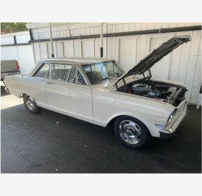 1963 Chevrolet Nova for sale 101191766