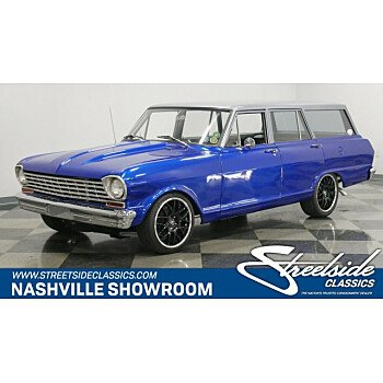 1963 Chevrolet Nova for sale 101268468