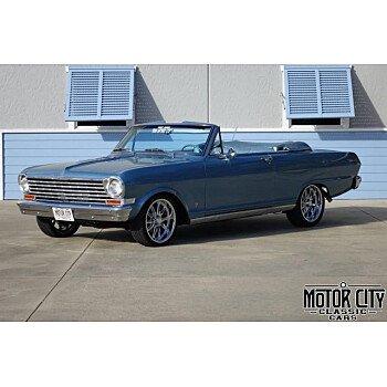 1963 Chevrolet Nova for sale 101274843
