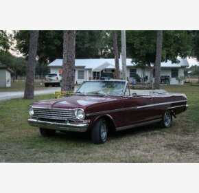 1963 Chevrolet Nova for sale 101288332