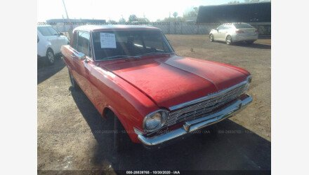 1963 Chevrolet Nova for sale 101408452