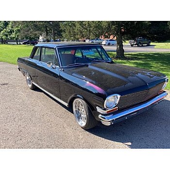 1963 Chevrolet Nova for sale 101594315