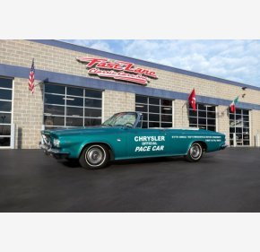 1963 Chrysler 300 for sale 101286654