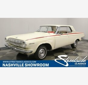 1963 Dodge Polara for sale 101070745