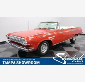 1963 Dodge Polara for sale 101255368