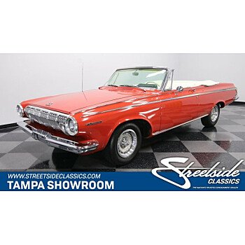 1963 Dodge Polara for sale 101255368