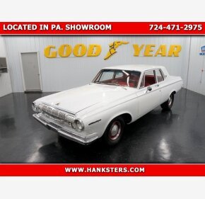 1963 Dodge Polara for sale 101435922