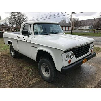 1963 Dodge Power Wagon for sale 100986823