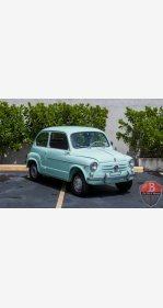 1963 FIAT 600 for sale 101201226