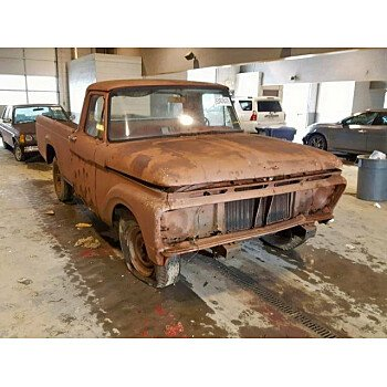 1963 Ford F100 for sale 101127568
