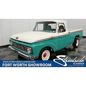 1963 Ford F100 for sale 101206266