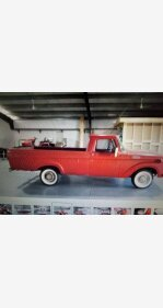 1963 Ford F100 for sale 101402340