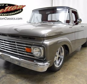 1963 Ford F100 for sale 101418311