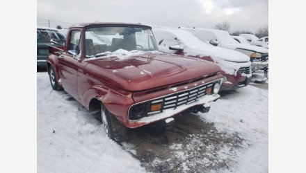 1963 Ford F100 for sale 101458238