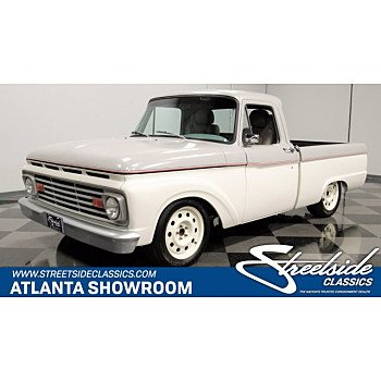 1963 Ford F100 for sale 101470512