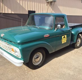 1963 Ford F100 2WD Regular Cab for sale 101471041