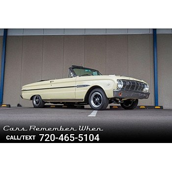 1963 Ford Falcon for sale 101275503