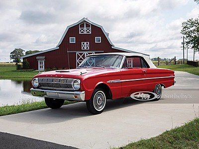 1963 Ford Falcon for sale 101558614