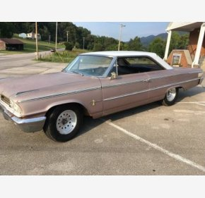 1963 Ford Galaxie for sale 101027292