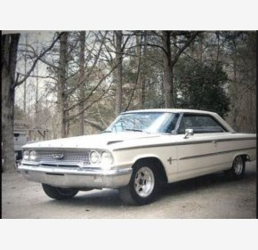 1963 Ford Galaxie for sale 101076065