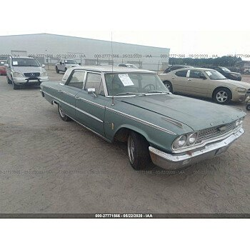 1963 Ford Galaxie for sale 101332647