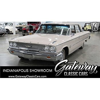 1963 Ford Galaxie for sale 101428432