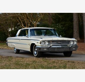 1963 Ford Galaxie for sale 101457982