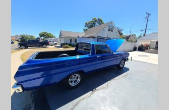 1963 Ford Ranchero for sale 101541835