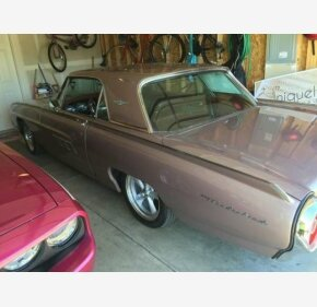 1963 Ford Thunderbird for sale 100826160