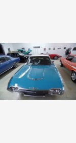 1963 Ford Thunderbird for sale 100930000