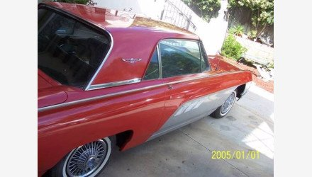 1963 Ford Thunderbird for sale 101358373